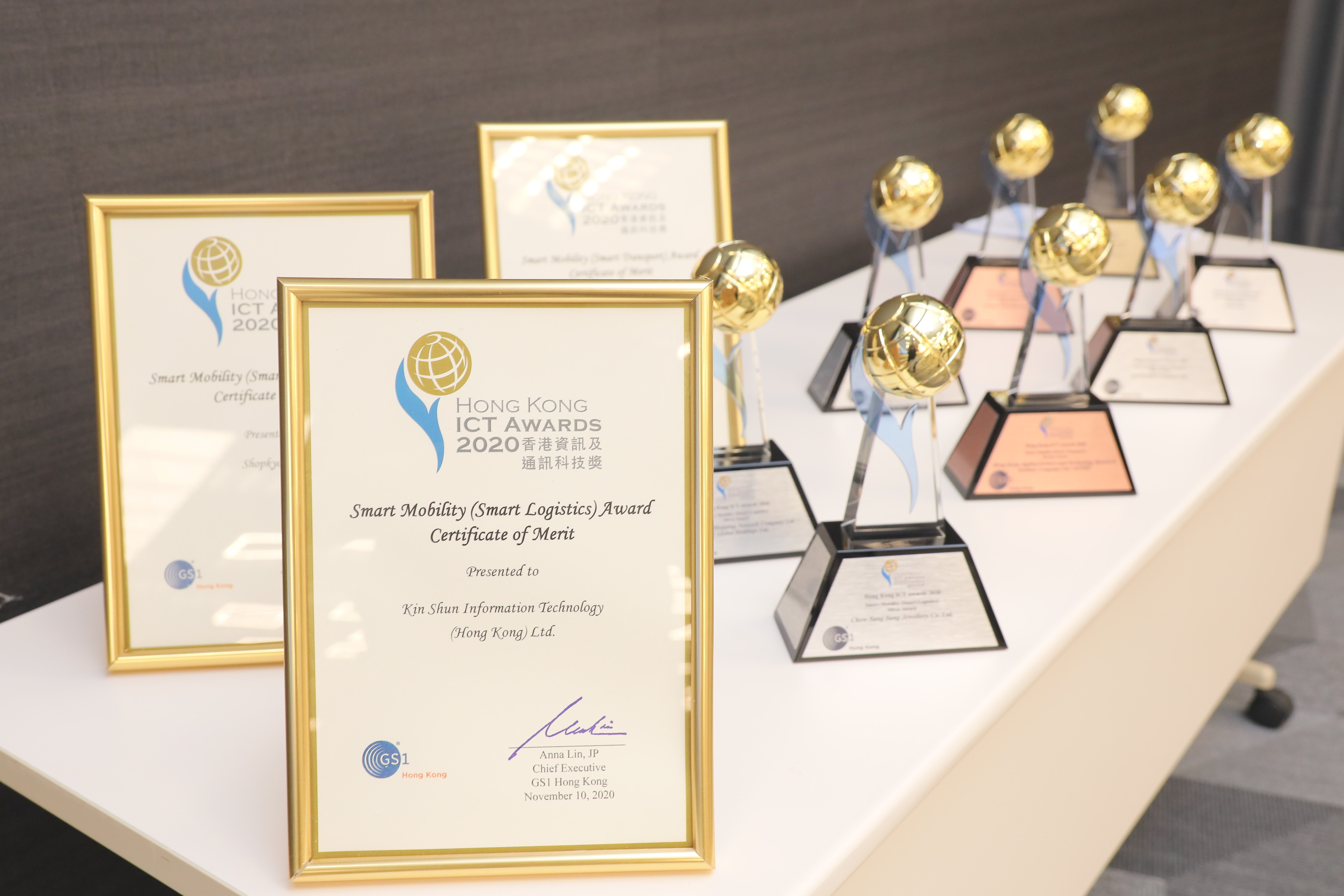 ICT Awards 2020 - Awards