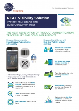 REAL Visibility Solution - Protect Your Brand and Build Consumer Trust